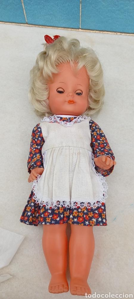 Muñecas Modernas: BONITA MUÑECA ALEMANA MARCADA EN EL CUELLO HV AÑOS 60? - Foto 10 - 271993323