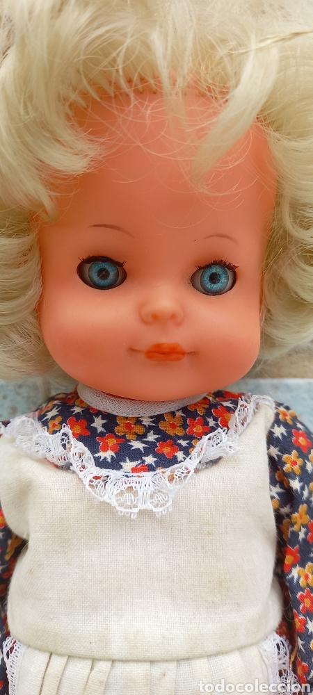 Muñecas Modernas: BONITA MUÑECA ALEMANA MARCADA EN EL CUELLO HV AÑOS 60? - Foto 11 - 271993323