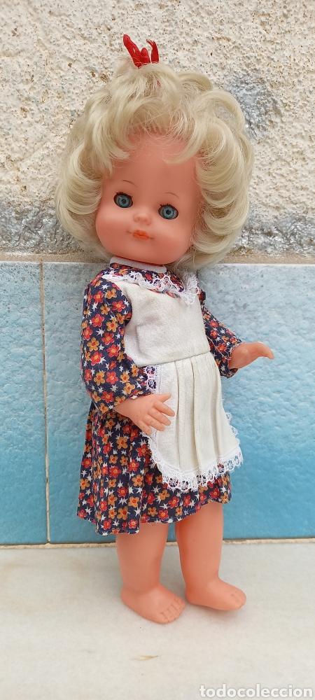 Muñecas Modernas: BONITA MUÑECA ALEMANA MARCADA EN EL CUELLO HV AÑOS 60? - Foto 15 - 271993323
