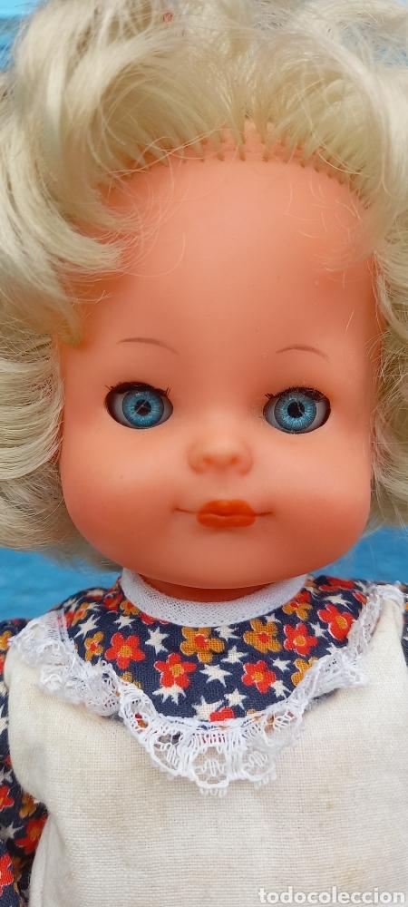 Muñecas Modernas: BONITA MUÑECA ALEMANA MARCADA EN EL CUELLO HV AÑOS 60? - Foto 16 - 271993323