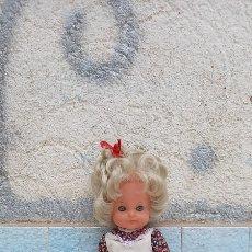 Muñecas Modernas: BONITA MUÑECA ALEMANA MARCADA EN EL CUELLO HV AÑOS 60?. Lote 271993323