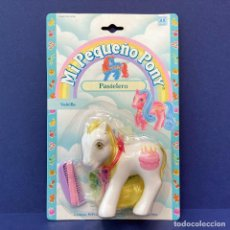 Bambole Moderne: HASBRO MI PEQUEÑO PONY PASTELERO VAINILLA. MY LITTLE PONY MLP. VINTAGE. AÑO 1.991. NUEVO.. Lote 275560698