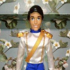 Muñecas Modernas: BONITO MUÑECO PRINCIPE ERIC, NOVIO DE ARIEL, DE LA SIRENITA - DISNEY - MATTEL - 2012. Lote 276420938