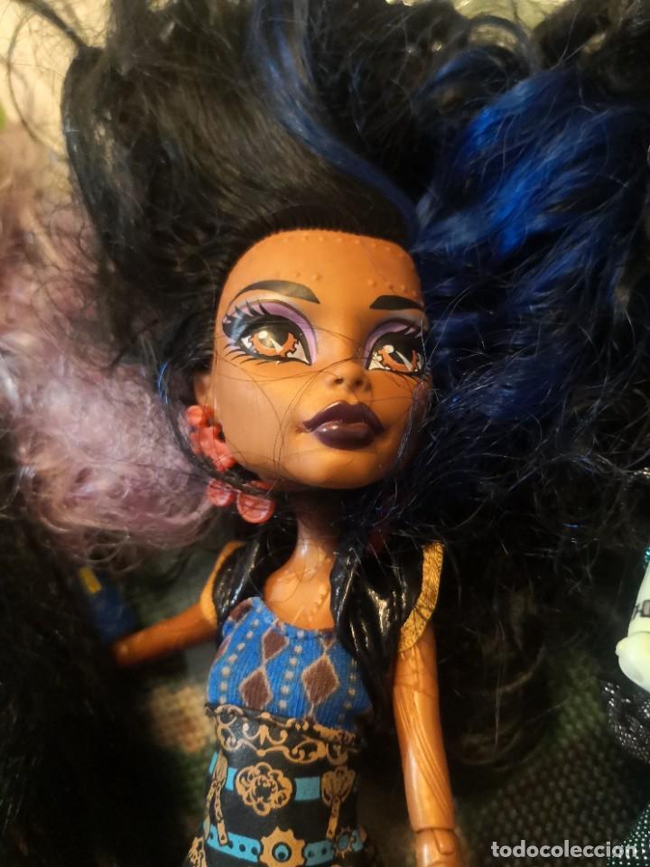 Muñecas Modernas: Lote de 7 muñecas monsters high - Foto 4 - 276977873