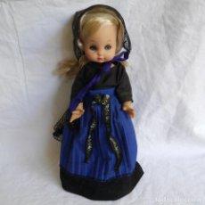 Muñecas Modernas: MUÑECA ITALIANA RATTI TRAJE TÍPICO REGIONAL O TRADICIONAL. Lote 282567033