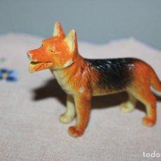 Muñecas Modernas: ANIMALES DOMÉSTICOS - PERRO - GOMA DURO - MEDIDAS VER FOTOS. Lote 283444733