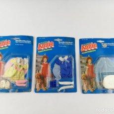 Muñecas Modernas: ANNIE FASHIONS ROPA MUÑECA NUEVA. Lote 288354758