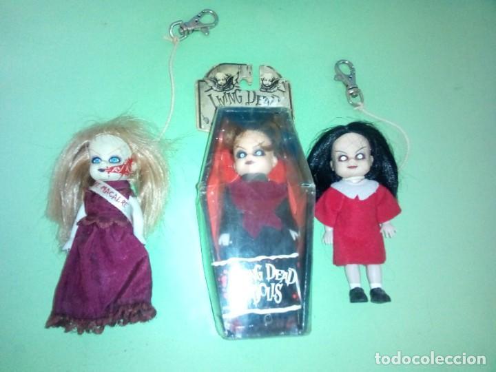 LOTE MUÑECA MINI LIVING DEAD DOLLS SERIE 1 (Juguetes - Muñeca Extranjera Moderna - Otras Muñecas)
