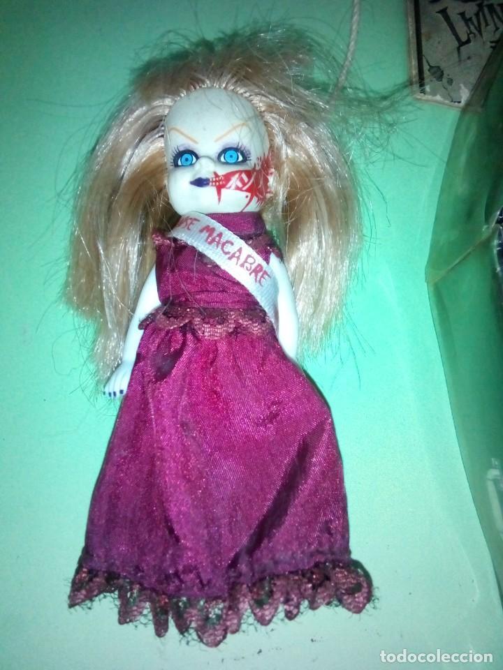 Muñecas Modernas: lote muñeca mini living dead dolls serie 1 - Foto 2 - 288918463