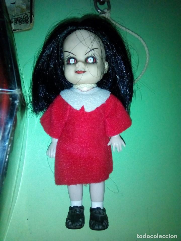 Muñecas Modernas: lote muñeca mini living dead dolls serie 1 - Foto 4 - 288918463