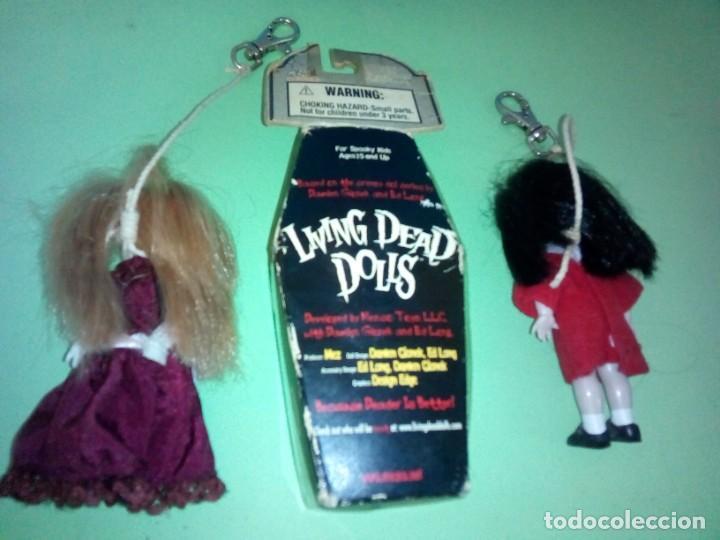Muñecas Modernas: lote muñeca mini living dead dolls serie 1 - Foto 5 - 288918463