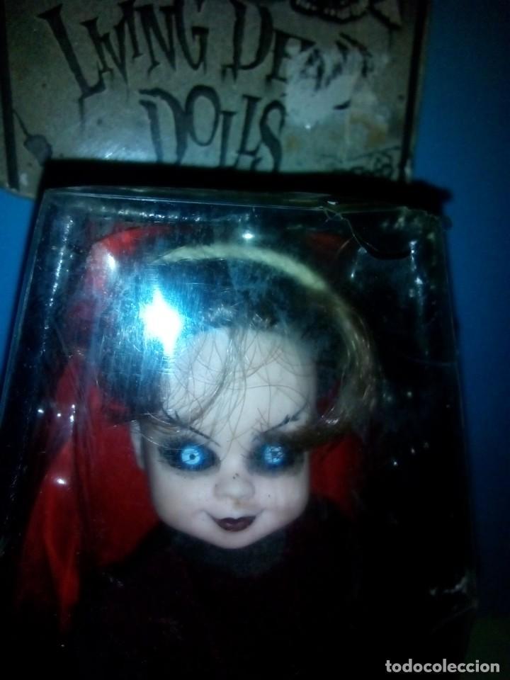 Muñecas Modernas: lote muñeca mini living dead dolls serie 1 - Foto 6 - 288918463