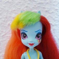 Muñecas Modernas: MY LITTLE PONY EQUESTRIA GIRLS RAINBOW DASH. Lote 289855333