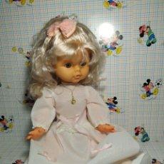 Muñecas Modernas: MUÑECA MADE IN FRANCE, ESTA MARCADA PERO NO LO LEO. Lote 292610453