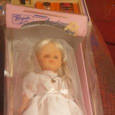 Muñecas Modernas: MUÑECA PRIMERA COMUNION ANGELIQUE LUXE ROMANTICA LIVE. Lote 293967113