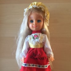 Muñecas Modernas: MUÑECA MISS GUERNSEY AÑOS 80.. Lote 293997943