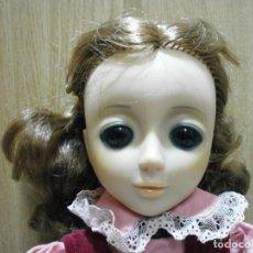 Muñecas Modernas: UNICA EN TC DIFICILISIMA DE ENCONTRAR MUÑECA SEKIGUCHI JAPONESA AÑOS 60 70 MIDE 48 CMS. Lote 295777183