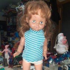 Muñecas Modernas: MUÑECA ELIANE.MATTEL 1964.CALIFORNIA.ANDADORA A PILAS.MADE IN USA.. Lote 296948098