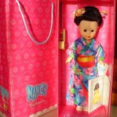 Muñecas Nancy y Lucas: NANCY JAPON DE COLECCION EN CAJA, A ESTRENAR. Lote 116552288