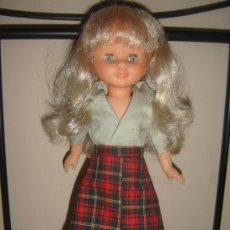 Muñecas Nancy y Lucas: MUÑECA NANCY VESTIDA DE COLEGIALA, EN. Lote 11136841