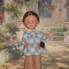 Muñecas Nancy y Lucas: NANCY DE FAMOSA CONJUNTO DE PINTORA. Lote 26830426