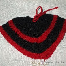 Muñecas Nancy y Lucas: PONCHO DE NANCY. Lote 20802960
