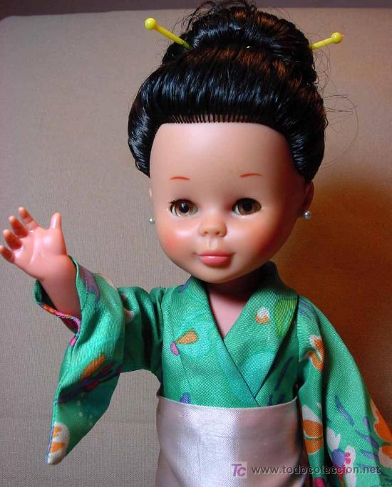 Maravillosa mu eca nancy geisha oriental ojo comprar for Musica orientale famosa