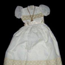 Muñecas Nancy y Lucas: NANCY - ROPA NANCY ORIGINAL - VESTIDO DE COMUNION CON LA MEDALLITA - ORIGINAL. Lote 17276064