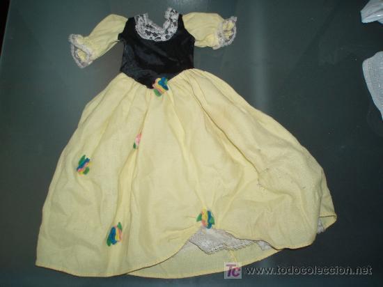 Vestido Blancanieves De Nancy Version Años 70 Vendido En