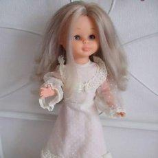 Muñecas Nancy y Lucas: VESTIDO NOSTALGIA BLANCO DE NANCY. Lote 26510505