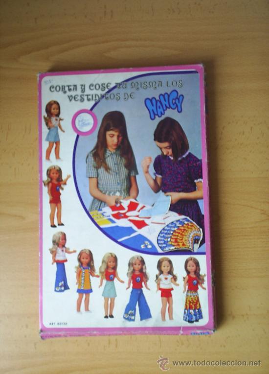 Patrones de vestidos para nancy vendido en subasta jpg 550x764 Muñeca nancy  vestidos patrones ec6a7ea12297