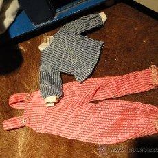 Muñecas Nancy y Lucas: NANCY CONJUNTO GRANJA ORIGINAL Y COMPLETO CON LAZOS. Lote 26307000