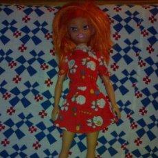 Muñecas Nancy y Lucas: MUÑECA NANCY TOP PELO NARANJA CON FLEQUILLO SE VENDE DESNUDA. Lote 42785644