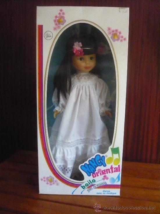 Nancy oriental de famosa nueva en caja comprar mu ecas for Musica orientale famosa