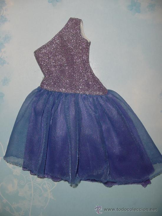 Vestido de fiesta de los 80