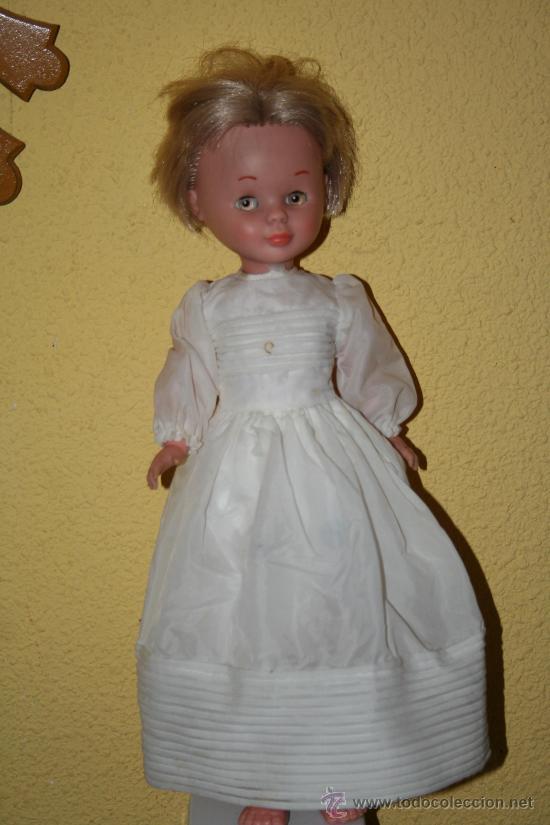 Muñecas Nancy y Lucas: antigua nancy solo famosa piernas gorditas carita de porcelana - Foto 3 - 31291496