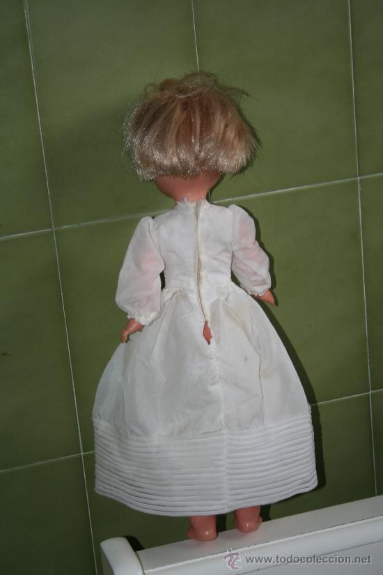 Muñecas Nancy y Lucas: antigua nancy solo famosa piernas gorditas carita de porcelana - Foto 10 - 31291496