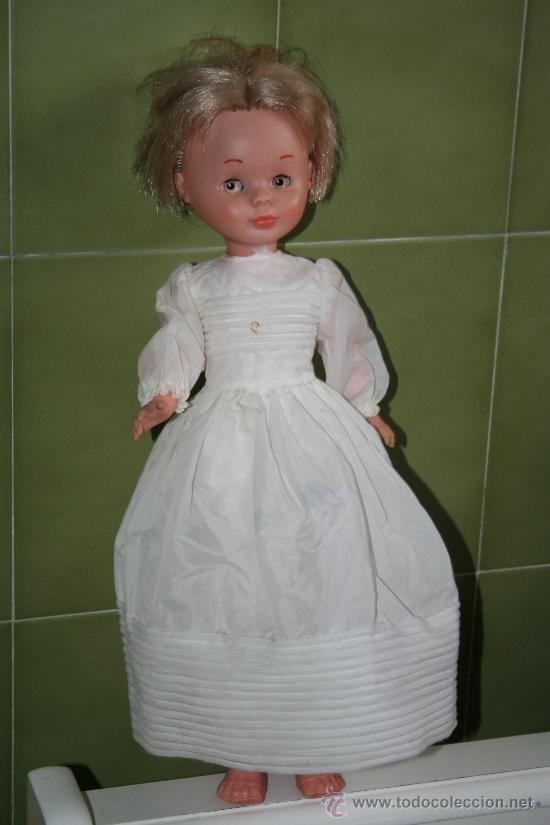 Muñecas Nancy y Lucas: antigua nancy solo famosa piernas gorditas carita de porcelana - Foto 2 - 31291496