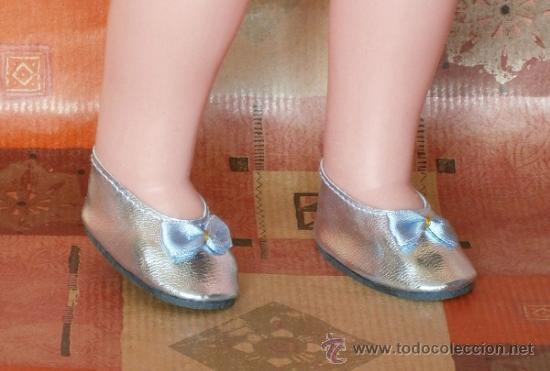 mejor selección 2a2d4 3dbe2 Elegantes zapatos plateados para nancy - Vendido en Venta ...