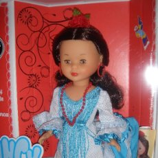Muñecas Nancy y Lucas: NANCY FLAMENCA FARALAES. Lote 31726357