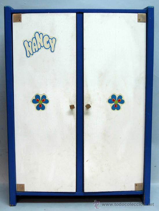Aparador De Comedor Uruguay ~ armario ropa nancy de famosa con cajones y perc Comprar Vestidos y accesorios muñeca Nancy y