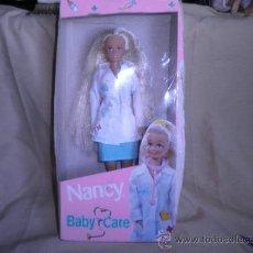 Muñecas Nancy y Lucas: NANCY DOCTORA - BABY'S CARE DE FAMOSA. Lote 33364181