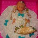 Muñecas Nancy y Lucas: NANCY ROMANTICA DE COLECCION QUIRON. OJOS GRISES Y ENVIO CON O SIN CAJA. ACEPTO EL PAGO EN 2 VECES. Lote 34182857