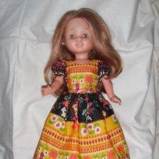 Muñecas Nancy y Lucas: VESTIDO LARGO FIESTA ORIGINAL DE MUÑECA NANCY!!!MUÑECA NO INCLUIDA.. Lote 34758841
