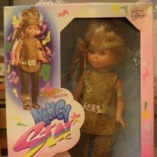 Muñecas Nancy y Lucas: NANCY STAR *NUEVA EN CAJA*. Lote 36112848