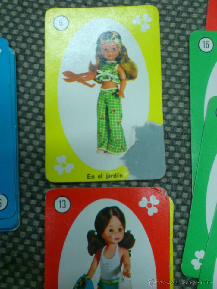 Muñecas Nancy y Lucas: . BARAJA DE NANCY - NAIPES O CARTAS. - Foto 5 - 39633961