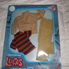 Muñecas Nancy y Lucas: CONJUNTO DE LUCAS. Lote 39722538