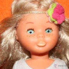 Muñecas Nancy y Lucas: MUÑECA NANCY MARBELLA ORIGINAL DE LOS AÑOS 80 LEER. Lote 118343922