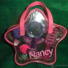 Muñecas Nancy y Lucas: BOLSO NECESER NANCY DE FAMOSA - NUEVO. Lote 40737072
