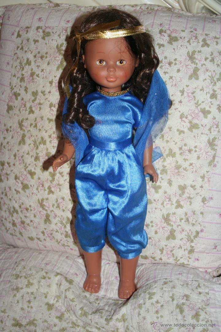 Muñecas Nancy y Lucas: muñeca nancy hindu vestida con ropa original - Foto 2 - 54914984